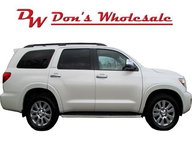 2014 Toyota Sequoia Plantium 2WD