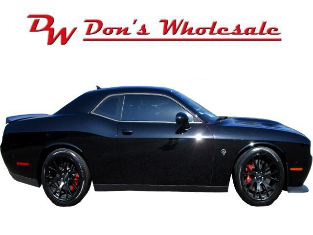 2015 Dodge Challenger Supercharged