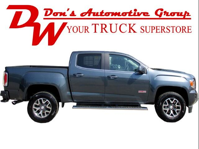 2015 GMC Canyon All Terrain 4WD