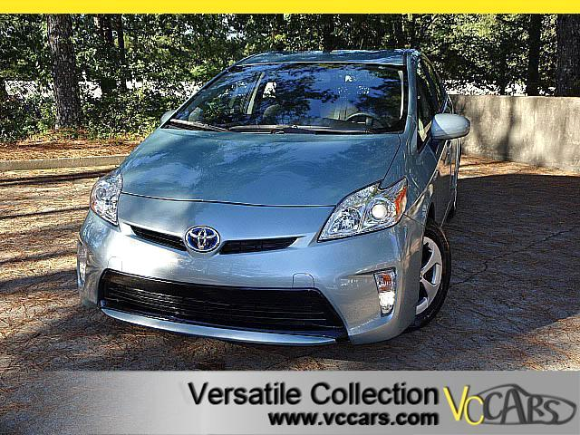 2014 Toyota Prius Three TECH NAVIGATION CAMERA