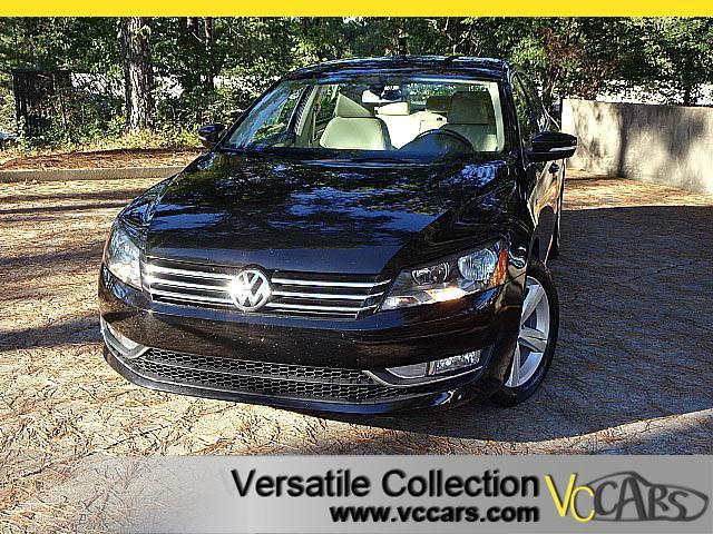 2015 Volkswagen Passat 1.8T LIMITED EDITION with LEATHER CAMERA XM BT