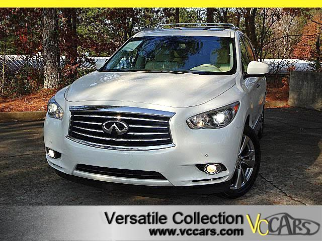 2014 Infiniti QX60 DELUXE TOURING THEATHER PACKAGE