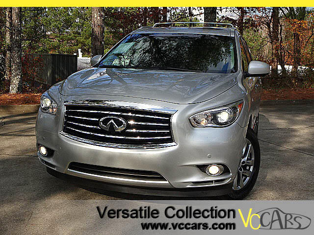 2014 Infiniti QX60 AWD PREMIUM TECH PACKAGE with NAVIGATION