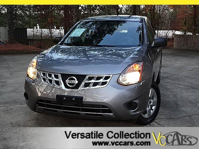 2014 Nissan Rogue Select SELECT AWD PACKAGE