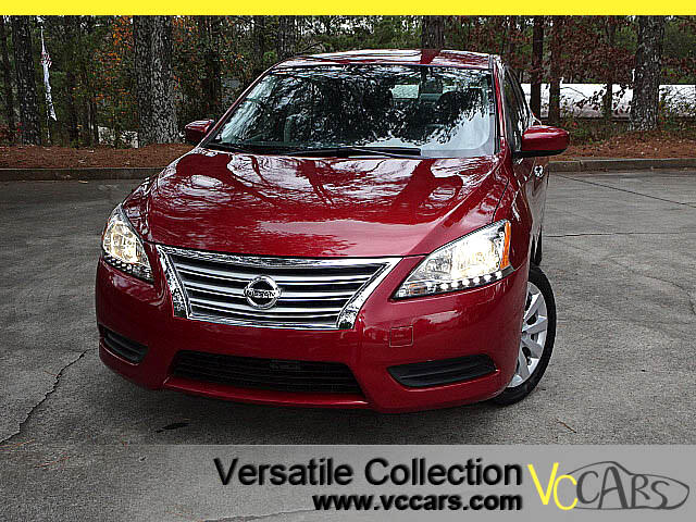 2015 Nissan Sentra SV DRIVER ASSIST PACKAGE with CAMERA