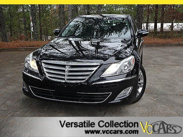 2013 Hyundai Genesis 3.8 TECHNOLOGY PACKAGE with NAVIGATION SYSTEM