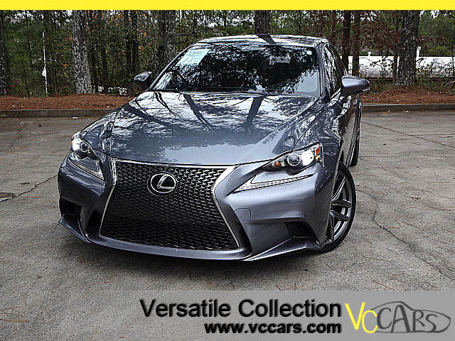 2015 Lexus IS F SPORTS TECH PACKAGE with NAVIGATION SYSTEM