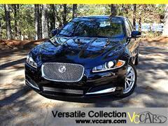 2013 Jaguar XF-Series