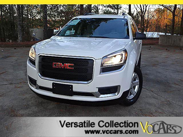 2014 GMC Acadia SLE 2 with DUAL SUNROOF HEATED SEATS