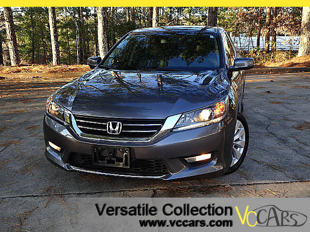2014 Honda Accord EX SEDAN CVT with LEATHER SEATS