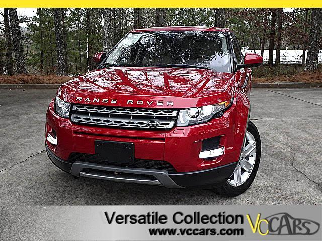 2015 Land Rover Range Rover Evoque Pure Plus Tech Package with NAVIGATION PANORAMIC R