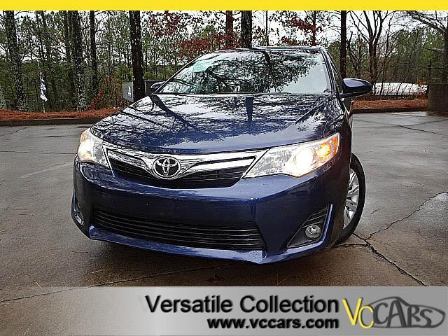 2014 Toyota Camry LE SEDAN with BACK UP CAMERA