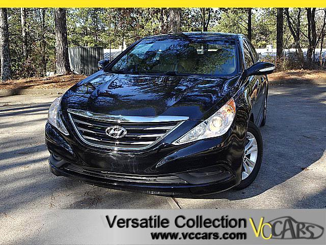 2014 Hyundai Sonata GLS POPULAR EQT PACKAGE with BACK UP CAMERA