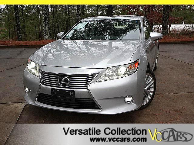 2015 Lexus ES 350 PREMIUM PLUS TECH NAVIGATION BLIND SPOT CAMERA HID