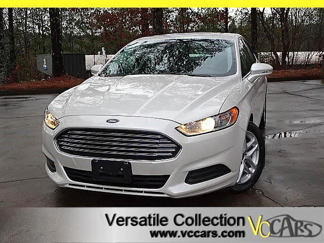 2014 Ford Fusion SE with FORD TOUCH PACKAGE BACK UP CAMERA