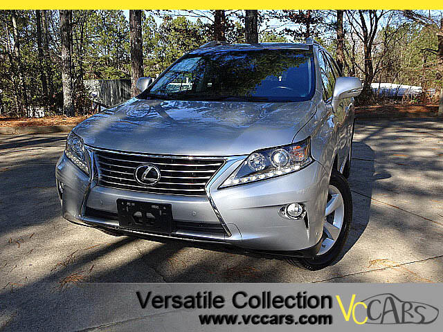 2013 Lexus RX 350 AWD - PREMIUM PLUS TECH PACKAGE NAVIGATION SYSTEM - BACK UP CAMERA - HEATED n COO