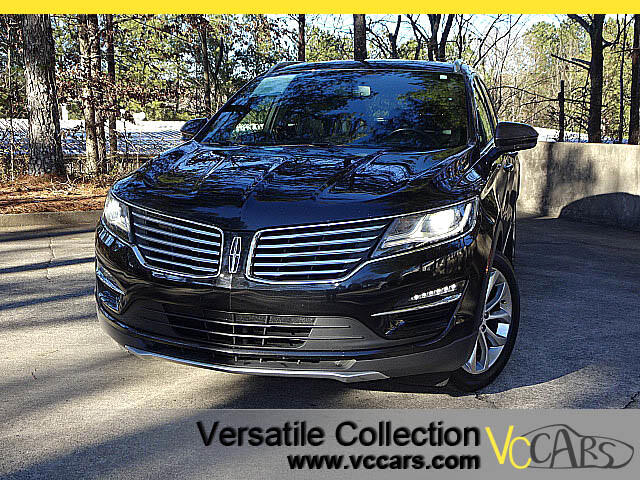 2015 Lincoln MKC Premiere Tech Navigation Panoramic Blind Spot Led