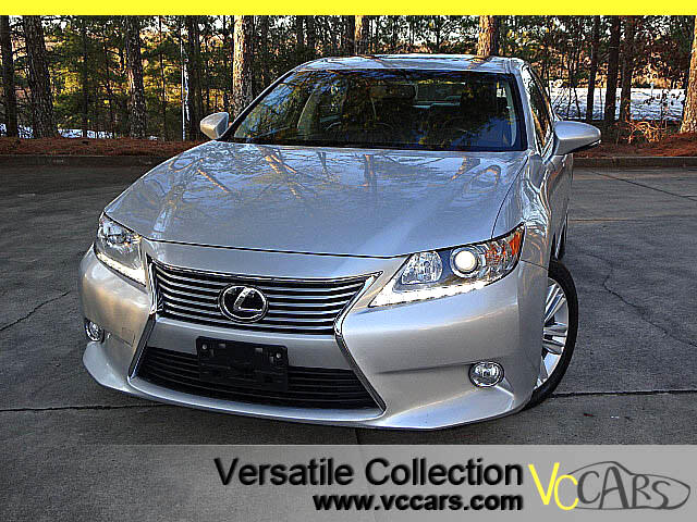 2014 Lexus ES 350 PREMIUM TECH NAVIGATION CAMERA LED XM