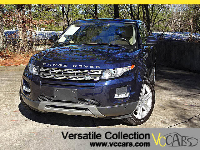 2015 Land Rover Range Rover Evoque Pure Plus Tech Navigation Panoramic Glass Roof