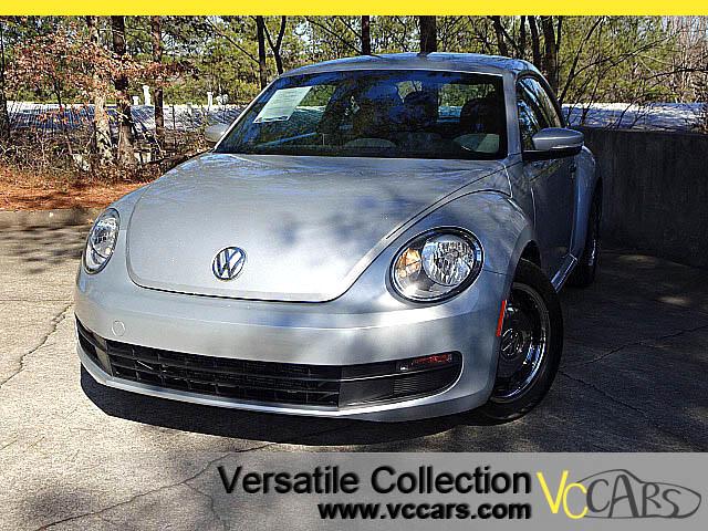2015 Volkswagen Beetle 1.8T Classic Fleet Edition Tech Navigation