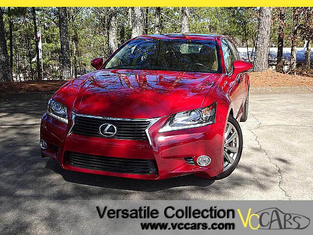 2013 Lexus GS 350 LUXURY TECH NAVIGATION BLIND SPOT