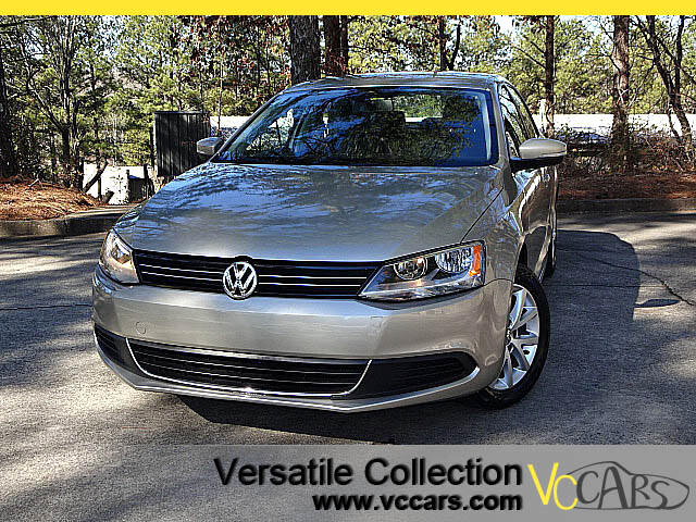 2014 Volkswagen Jetta SE with Convenience Package Leather Heated Seats