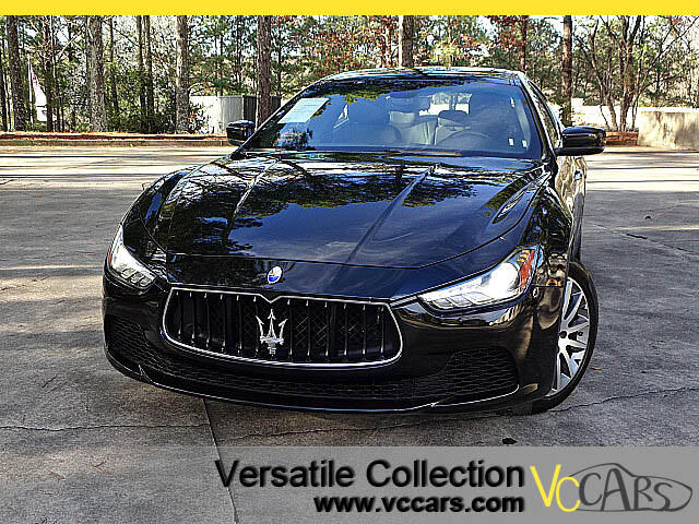 2014 Maserati Ghibli S Q4 with Luxury Package