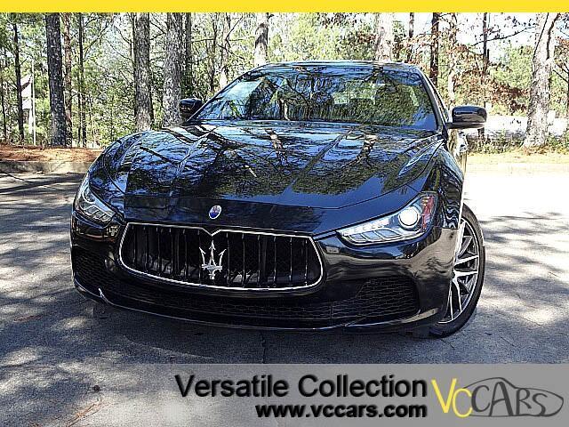 2014 Maserati Ghibli Sports Package