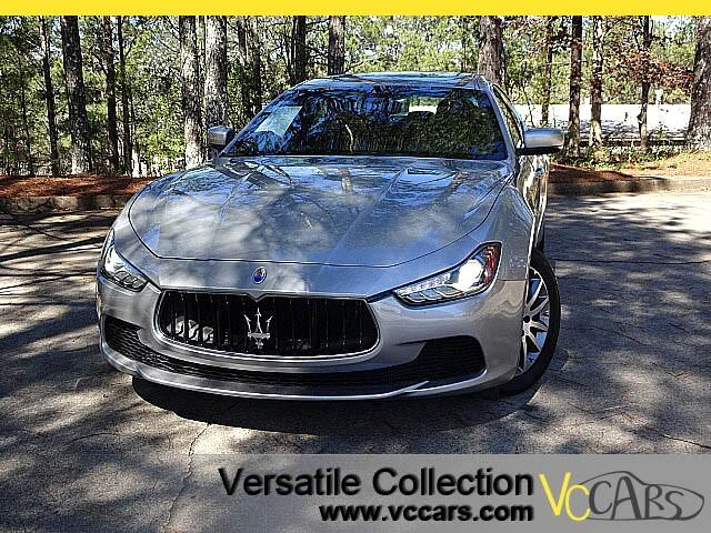 2014 Maserati Ghibli S Q4 Technology Package