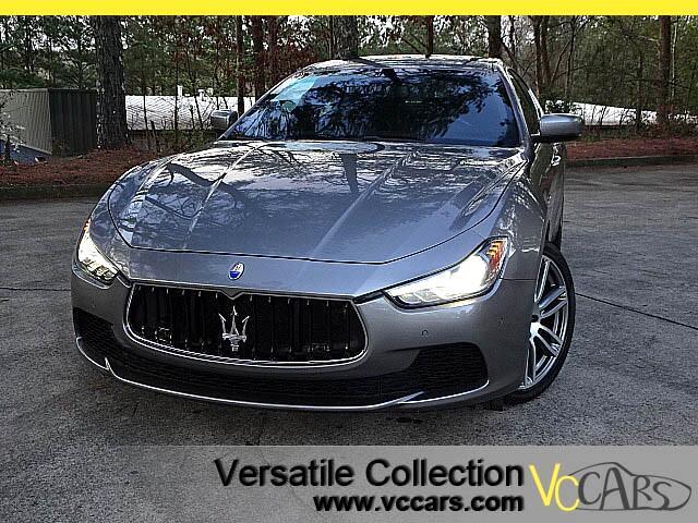 2014 Maserati Ghibli Luxury Technology Package