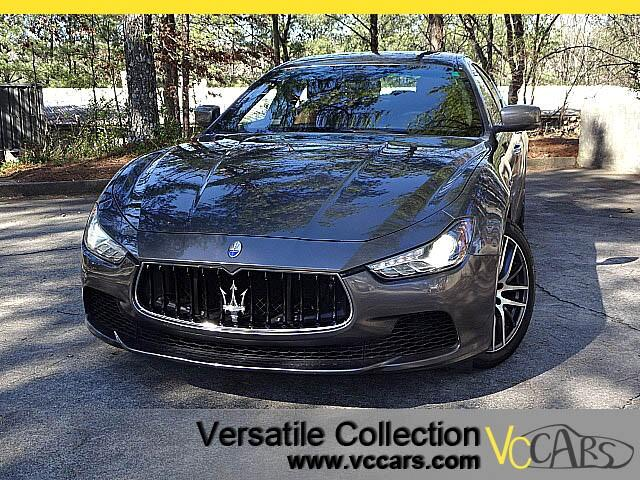 2014 Maserati Ghibli Sports Technology Navigation System