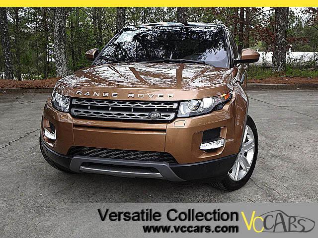 2015 Land Rover Range Rover Evoque Pure Plus 5-Door