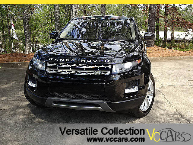 2015 Land Rover Range Rover Evoque PURE PLUS TECHNOLOGY PACKAGE WITH NAVIGATION SYSTEM - HEATED SEA