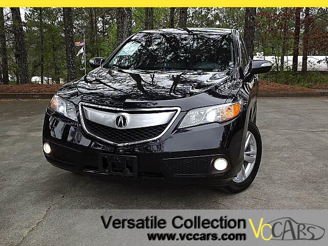 2014 Acura RDX 35K MILES ONLY - AWD TECHNOLOGY PACKAGE with NAVIGATION SYSTEM - BACK UP CAMERA - HE