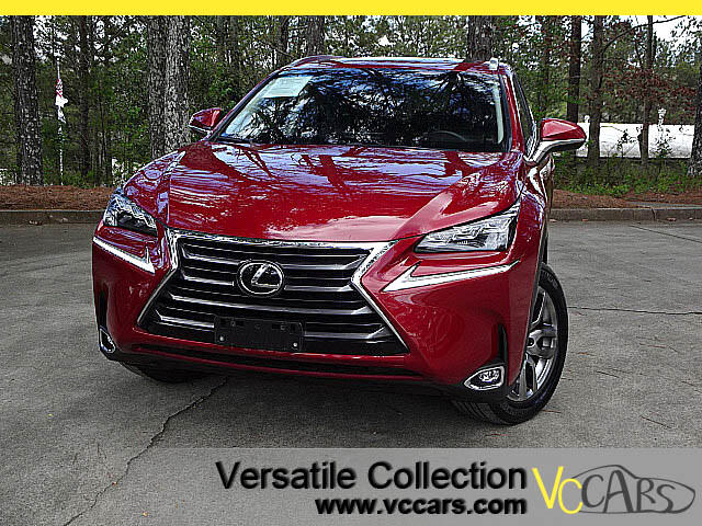 2015 Lexus NX 200t AWD - LUXURY PREMIUM TECH PACKAGE NAVIGATION SYSTEM - BLIND SPOT MONITORS - BACK