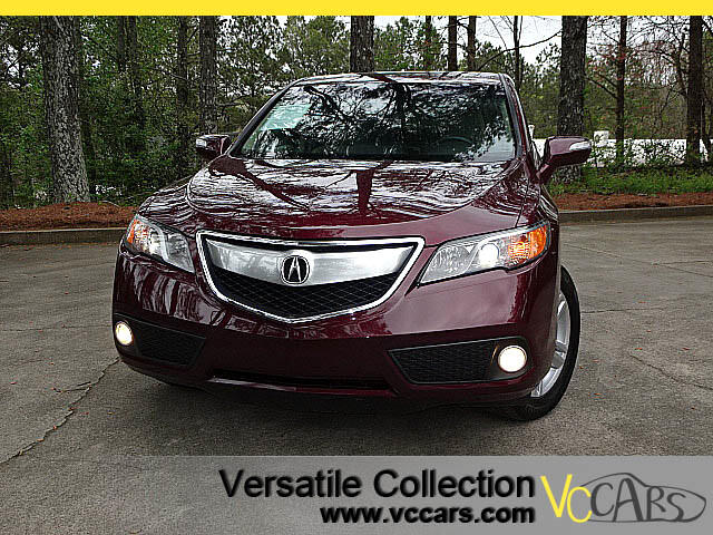 2015 Acura RDX NEW TIRES - NEW BRAKES n ROTORS - AWD TECHNOLOGY PACKAGE with NAVIGATION SYSTEM - BA