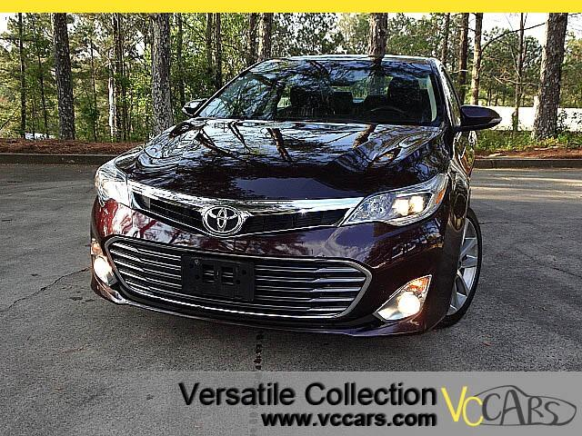 2015 Toyota Avalon NEW TIRES - XLE TOURING TECH PACKAGE NAVIGATION SYSTEM - BLIND SPOT MONITORS - S