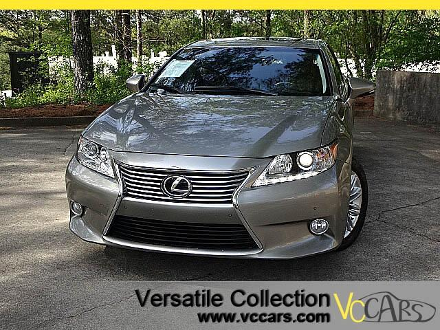 2015 Lexus ES 350 NEW TIRES - PREMIUM PLUS TECH PACKAGE NAVIGATION SYSTEM - BLIND SPOT MONITORS - B