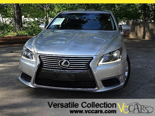 2014 Lexus LS 460 NEW BRAKES n ROTORS - AWD - LUXURY TECH PACKAGE NAVIGATION SYSTEM - BLIND SPOT MO