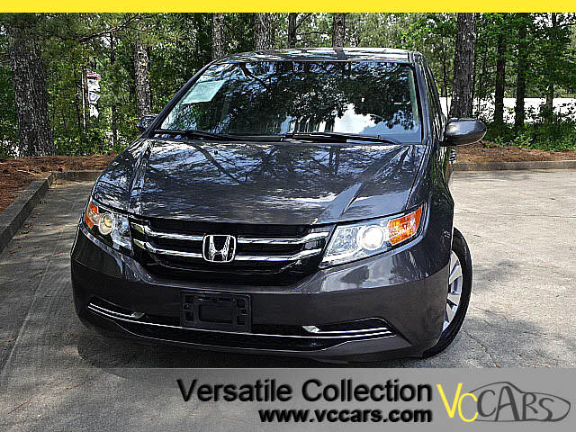 2015 Honda Odyssey NEW TIRES - EXL TECH NAVIGATION SYSTEM - BLIND SPOT CAMERA - LANE DEPARTURE ASSI
