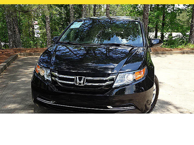 2014 Honda Odyssey EXL PACKAGE - BLIND SPOT CAMERA - LANE DEPARTURE ASSIST - LEATHER - HEATING SEATS
