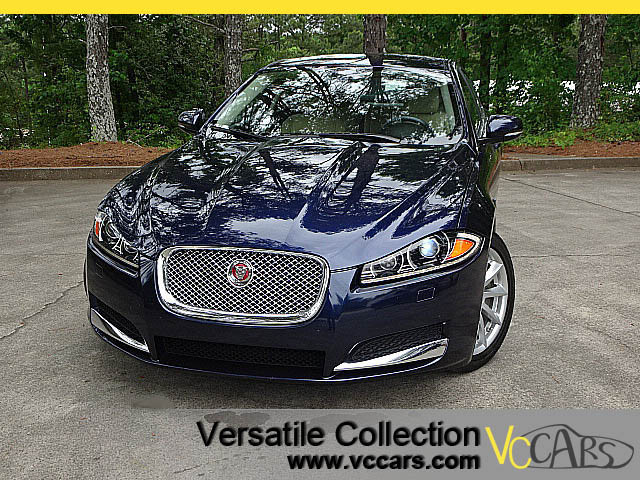 2015 Jaguar XF-Series 28k Miles ONLY - PREMIUM TECHNOLOGY PACKAGE WITH NAVIGATION SYSTEM - BLIND SP