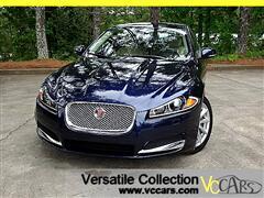 2015 Jaguar XF-Series