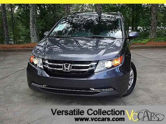 2014 Honda Odyssey EXL PACKAGE - BLIND SPOT CAMERA - LANE DEPARTURE ASSIST - LEATHER - HEATING SEAT
