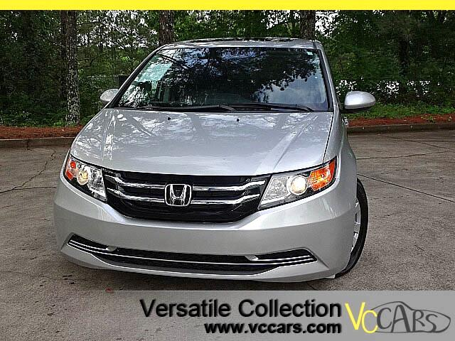 2015 Honda Odyssey EXL PACKAGE - BLIND SPOT CAMERA - LANE DEPARTURE ASSIST - LEATHER - HEATING SEAT