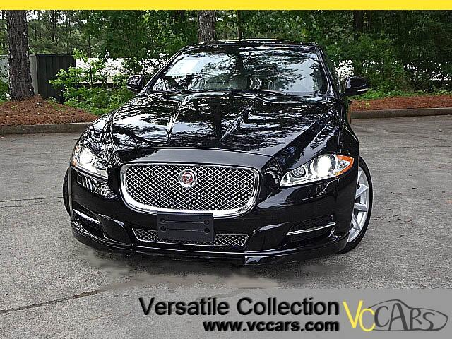 2015 Jaguar XJ-Series 4 NEW TIRES-- LUXURY TECHNOLOGY PACKAGE WITH NAVIGATION SYSTEM - BLIND SPOT