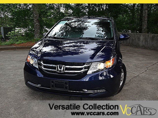 2015 Honda Odyssey NEW BRAKES  TIRES - EX SPORTS PACKAGE - BLIND SPOT CAMERA - KEYLESS PUSH BUTTON