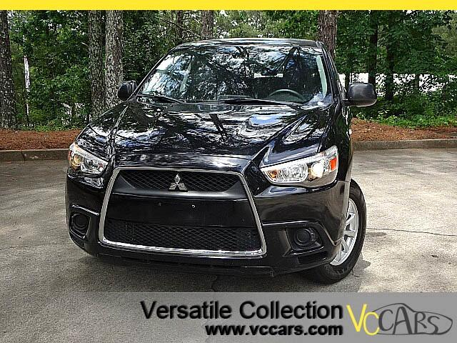 2012 Mitsubishi Outlander Sport FRESH TRADE IN - NEW TIRES - SUPER CLEAN - VERY WELL MAINTAINED - EV