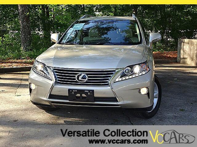 2015 Lexus RX 350 AWD PREMIUM PACKAGE with BLIND SPOT MONITORS - LEATHER - SUNROOF - HEATED n COOLE