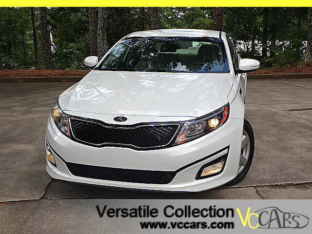 2015 Kia Optima NEW BRAKES  TIRES - CLEAN CARFAX CERTIFIED - AUTOCHECK QUALIFIED - LX PACKAGE - AL